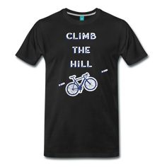 17Shirts Lustige und bunte Kleidung | Rennrad Fahrrad Rennradfahrer Geschenk Berg Tour - Männer Premium T-Shirt Speed Bike, Bicycle, Berlin Berlin, Mens Tops, Berg, Gift, Fashion, Bike Ideas, Riding Bikes