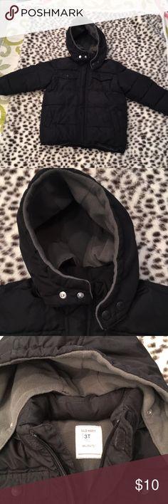Toddler old navy 3T winter coat 3T old navy boys puffer coat Old Navy Jackets & Coats Puffers