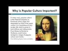 what is pop culture