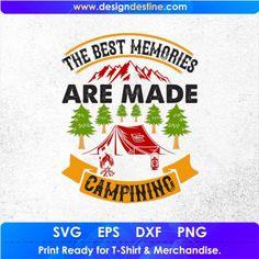 Camping World, Camping Life, Camping With Kids, Camping Gear, Shirt Print Design, Shirt Designs, Camping Stores, Camping Activities, Best Memories