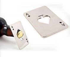 Online Cheap New Arrival Hot Sale Stainless Steel Poker Playing Card Of Spades…