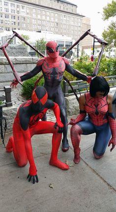 Superior #SpiderMan #cosplay