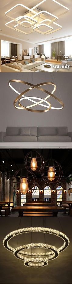 Unique chandeliers and lighting for the modern home ?