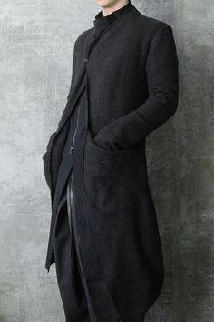 Missing Light#fashion #avantgarde #dark #Minimal #simple #black #vintage #Elegent #wrinkle