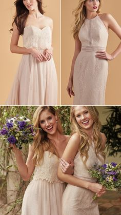 Jasmine Bridal designs three different bridesmaid gowns brands as well as junior bridesmaids' gowns, maternity bridesmaids' gowns, and bridesmaids' accessories. All of our bridesmaid gowns are available in sizes Mix Match Bridesmaids, Plus Size Bridesmaid, Simple Bridesmaid Dresses, Bridal Dresses, Jasmine Bridal, Bridesmaid Accessories, Penguins, Chiffon, Gowns