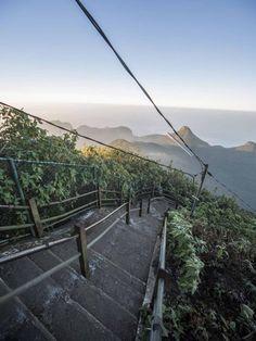 Adam's Peak: Trekking Sri Lanka's most sacred mountain