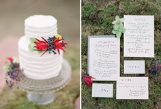 Spring Forest Wedding inspiration shoot