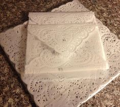 A7 Quick and Easy 200 pc White Royal Nature Lace by DandSArtStudio, $67.80