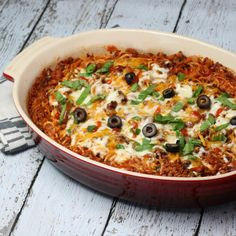 Halloween Baked Spaghetti has 2 extra frightfully good ingredients that make it a saucy cheesy comforting family tradition. Pasta Recipes, Beef Recipes, Soup Recipes, Cooking Recipes, Dishes Recipes, Yummy Recipes, Pasta Dishes, Food Dishes, Halloween Dishes