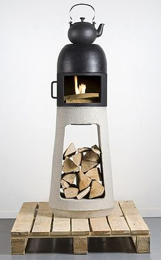 Would love a stove for my garden