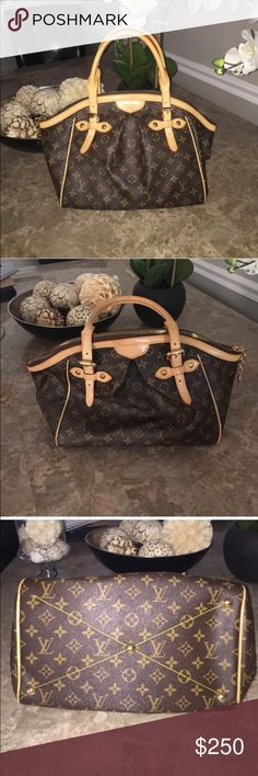 Louis Vuitton tivoli Excellent condition. Amazing quality. Price reflects authenticity Bags
