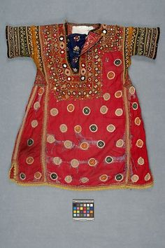 Dress. Pakistan. Collection Online | Museum of Anthropology at UBC