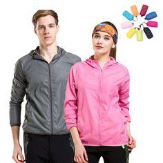 11afe39f393    Cheap Price GuaranteeMen Women Quick Dry Hiking Jacket Waterproof Sun  Jacket Men