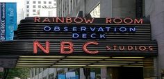 Since 1933, the NBC Studio Tour at Rockefeller Centertakes you behind the scenes of some of your favourite TV shows. Home to programs like...