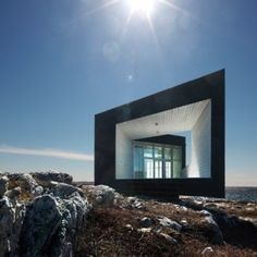 """Fogo Island projects were """"an opportunity  to use architecture to preserve tradition"""""""