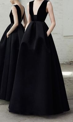 27 Black Wedding Dresses for the Alternative Bride