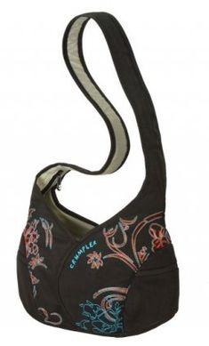 Crumpler Handbag Bellissima Boiler, charcoal, 13.5 x 9 x 2 CM, B-BOI - 001