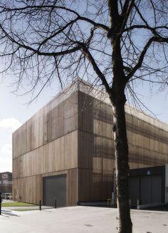 SMMPC by Antonini + Darmon Architectes