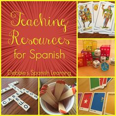 Debbie's Spanish Learning: Top Teaching Resources