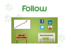 Analiza Aspectos de SEO, SEM y Redes Sociales de tu Competencia con la Extensión Follow