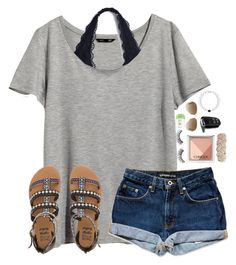 Cute Summer Outfit Ideas Gallery grey shirt rolled jeans and sandals cute summer outfits Cute Summer Outfit Ideas. Here is Cute Summer Outfit Ideas Gallery for you. Cute Summer Outfit Ideas super cute and chic summer outfits for college da. Fashion Mode, Teen Fashion, Fashion Outfits, Travel Outfits, Comfy Travel Outfit, Fashion Ideas, Teenager Fashion, Womens Fashion, School Fashion