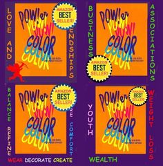 Power Color Bundle Volumes 1  4 (Your Personal ColorScope Color Power) Reviews