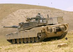 M1 Abrams...what I worked on (mechanic)