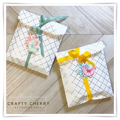 クラフトでひきこもり支援 - Crafts / クラフト Blog Entry, Crafts To Make, Cherry, Gift Wrapping, Crafty, Cards, Gifts, Gift Wrapping Paper, Presents