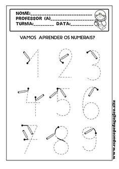 Tracing Worksheets, Alphabet Worksheets, Preschool Worksheets, Preschool Activities, Preschool Writing, Math For Kids, School Lessons, Kids And Parenting, Gabriel