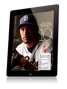 Presenting Padres Insider is a beautifully designed weekly iPad magazine created using Mag+. The digital app includes in-depth and candid player profiles, exclusive full-screen, high-resolution photography, recaps of every game, live stats and breaking stories. Download today!
