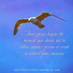 To Achieve Inner Peace   Positive Outlooks Blog