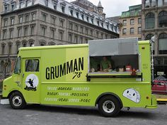 Food truck in Montreal?!