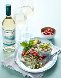 Pinot Grigio with Fish: Food and Wine Pairings from http://winebarrel.org/12-food-wine-pairings-need-know/