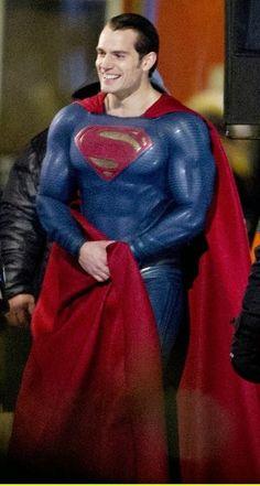 Henry Cavill, Superman v. Batman