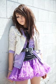 """purple love reminds me of my friend Dionne Figgins. She is so stylish. Google her """"figginsdalip"""" also."""