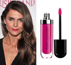 Keri Russell's Must Have Hot Pink Lip