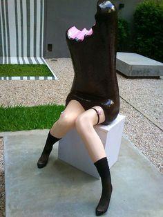 Camila Valdez's Eye Candy Sculptures Argentinian... • Hi-Fructose Magazine