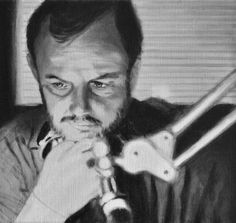 John Peel ... Much loved, British musical institution, for so long... Open minded, generous, collaborative... and funny.