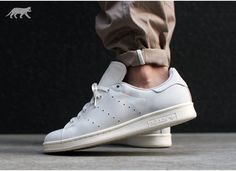 adidas Stan Smith *Stockholm Chic* (Off White / Off White / Dust Pink)