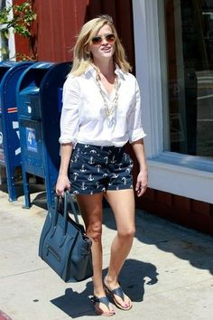 Reese Witherspoon Fashion and Style - Reese Witherspoon Dress ...