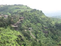 Vishalgad (also called Khelna or Khilna) was one of the important forts of Shivaji and Maratha Empire. The name 'Vishalgad' meaning grand fort in Marathi, was given by Shivaji after annexing it for the Maratha Empire in 1659.