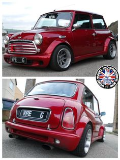 Hubba hubba hubba!  That's 1 gorgeous looking Wide Arched Wednesday Mini! Proper love this lil beasty!