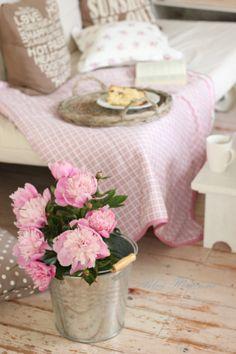 """Blue Hortensia: """" Sitnice čine dom lijepim"""""""