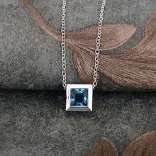 Colares 925 moda jóias de prata Pandant FUFFECQQ(China (Mainland))