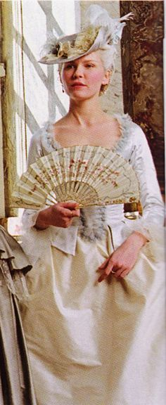 Marie Antoinette - So in love with the costume designs in this movie.....and the soundtrack!....well everything about this movie really!
