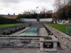 Garden of Remembrance - Dublin, Ireland