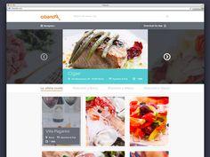 New homepage by ZamfirKim