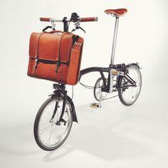 Brompton bag, Brompton Front Carrier Frame