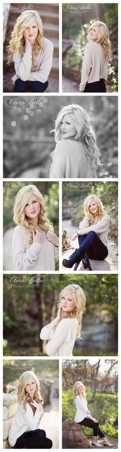 Photography Poses Women Portraits Pictures Ideas For 2019 Senior Portraits Girl, Senior Portrait Poses, Senior Photos Girls, Senior Girl Poses, Senior Girls, Senior Session, Senior Posing, Female Portrait Poses, Outdoor Senior Pictures