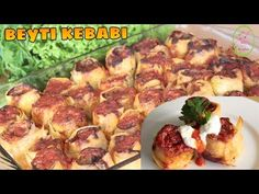 YouTube Turkish Recipes, Ethnic Recipes, Baked Potato, Sprouts, Food And Drink, Chicken, Baking, Vegetables, Youtube